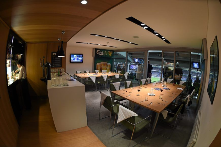 Leinster Corporate Box