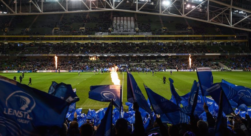Leinster Rugby 2