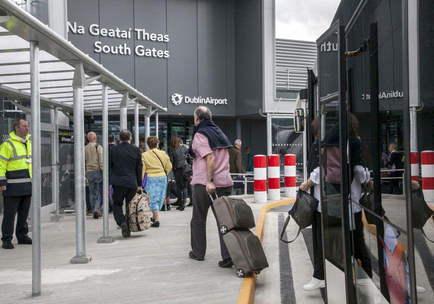 Dublin Airport South Gates 1