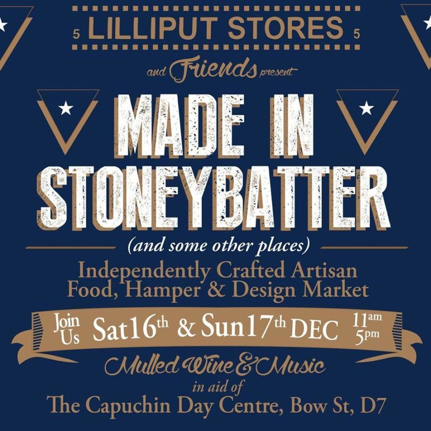 Made In Stoneybatter