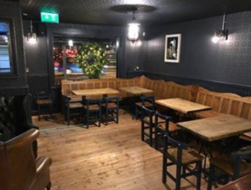 The Belfry Bar