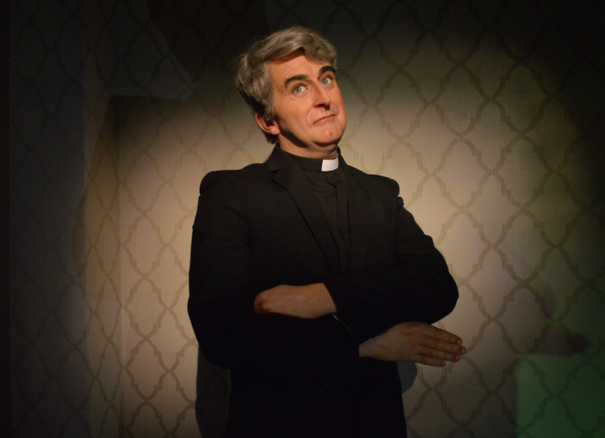 Father Ted Wax