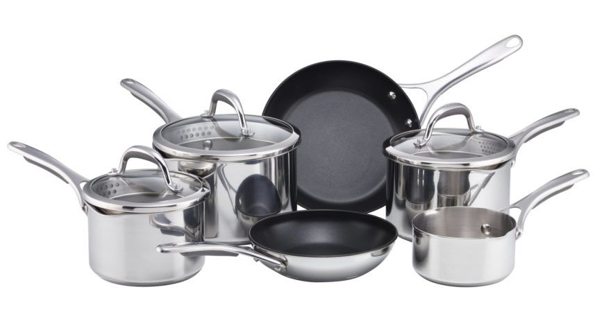 Meyer Select 6 Piece Set Was 320 Now 150