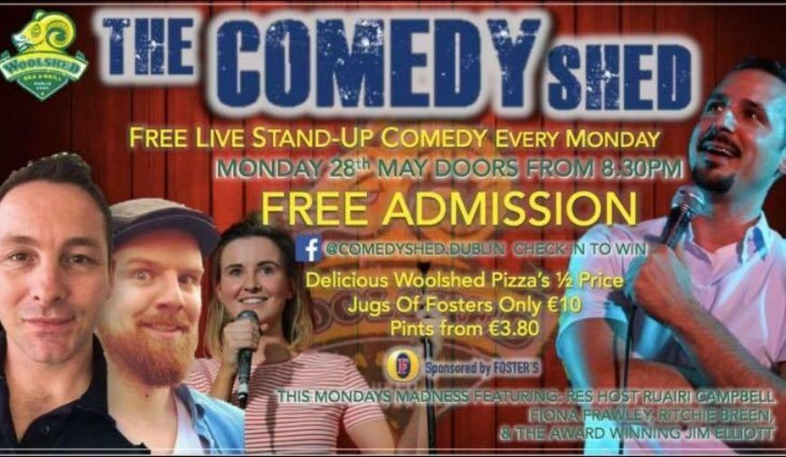 Comedy Shed