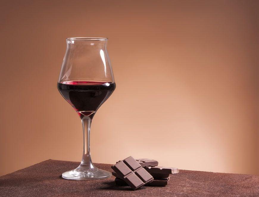 Red Wine Chocolate