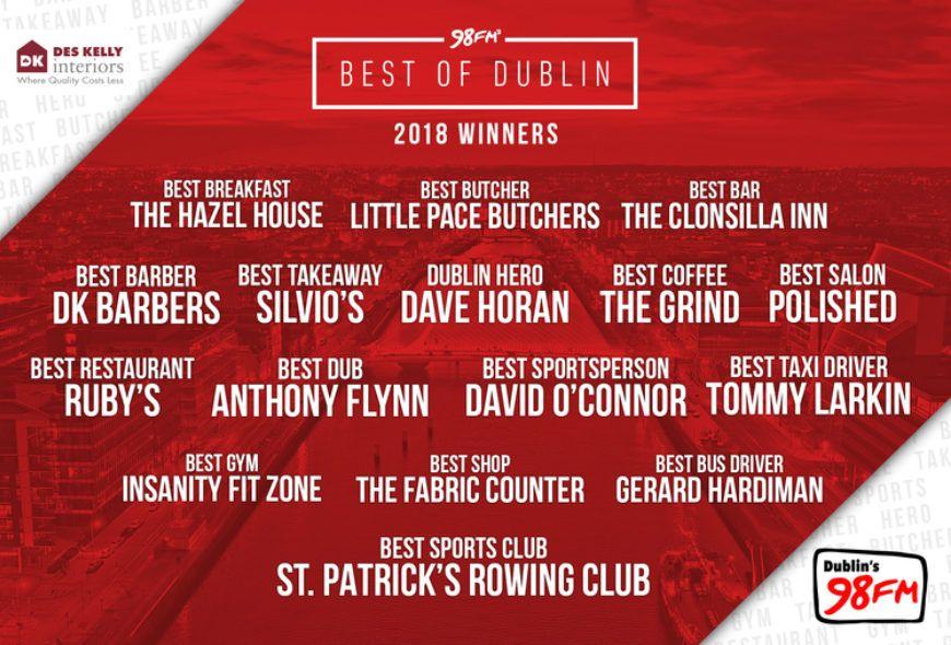 Best Of Dublin 98Fm