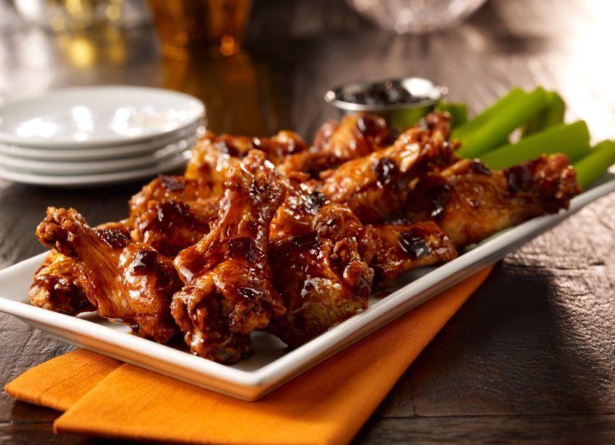 Jack Daniels Wings