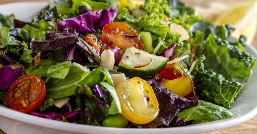 Super Salad June