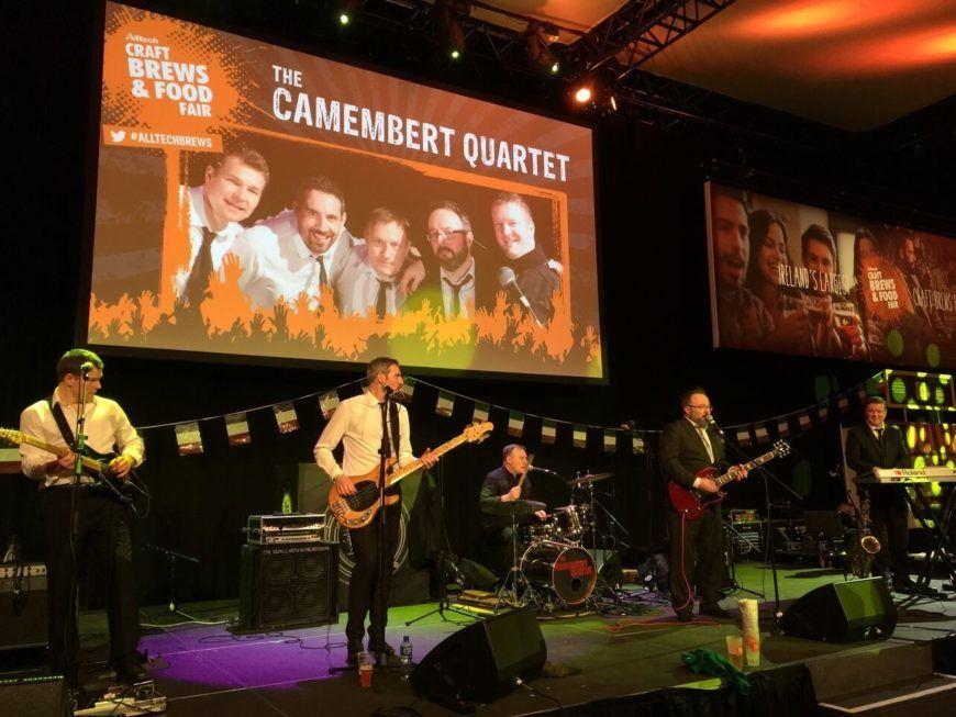 Camembert Quartet Preview