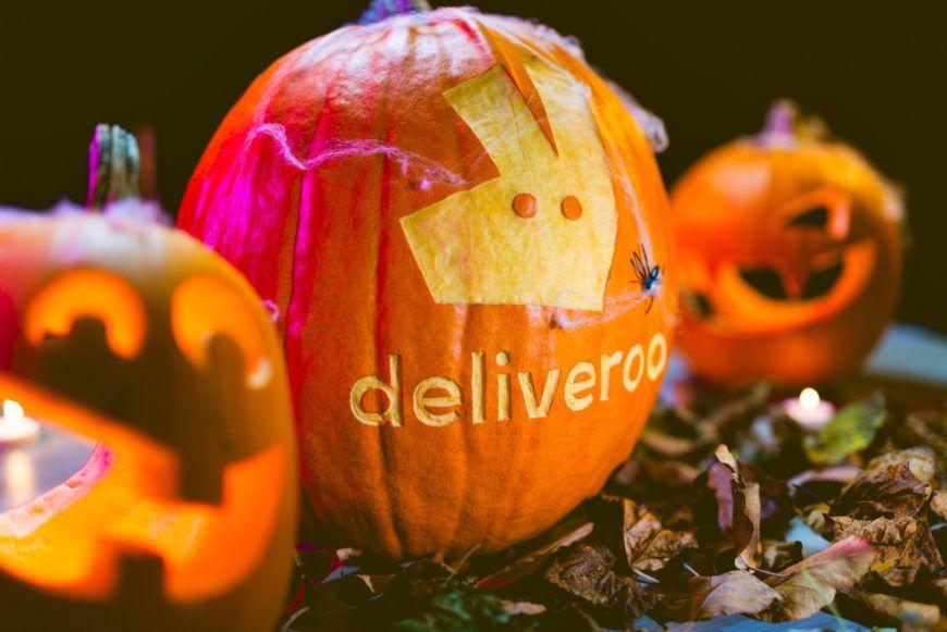 Halloween Deliveroo