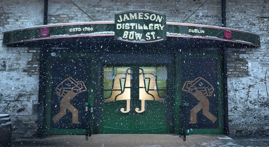 Jameson Bow St Front Doors