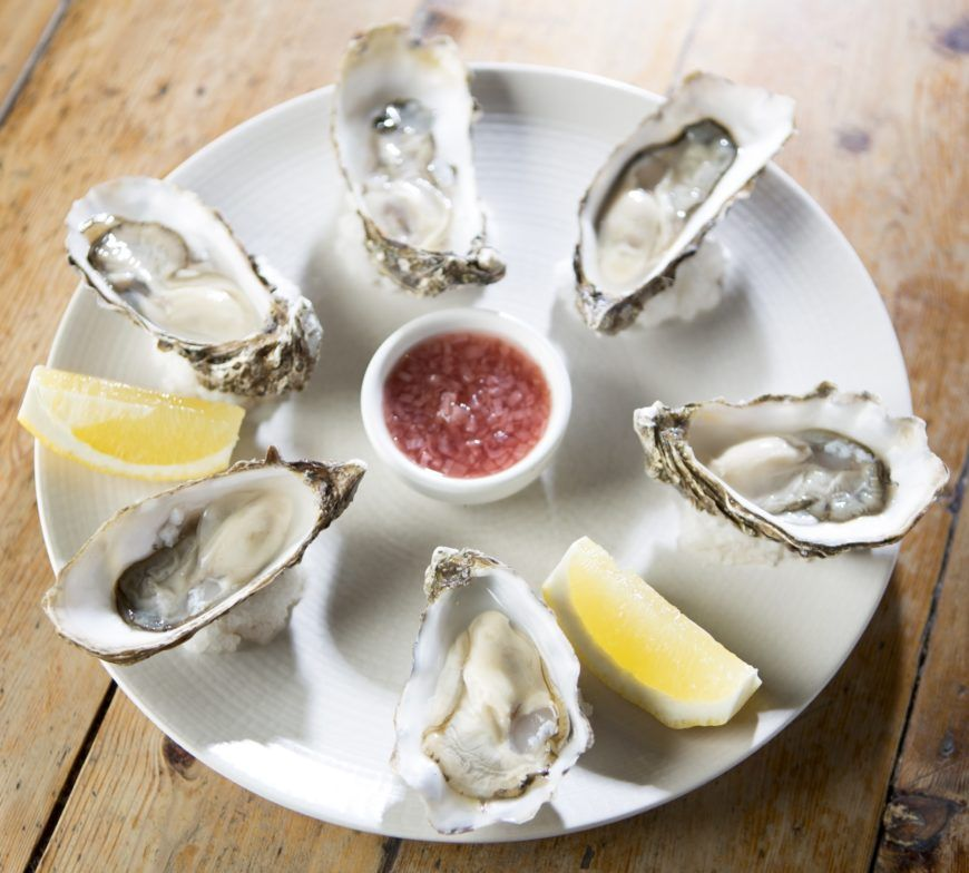 Achill Sound Oysters