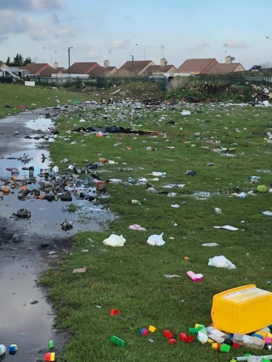 Darndale Rubbish Dump