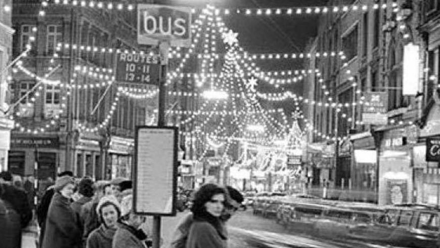 Grafton Street 1951