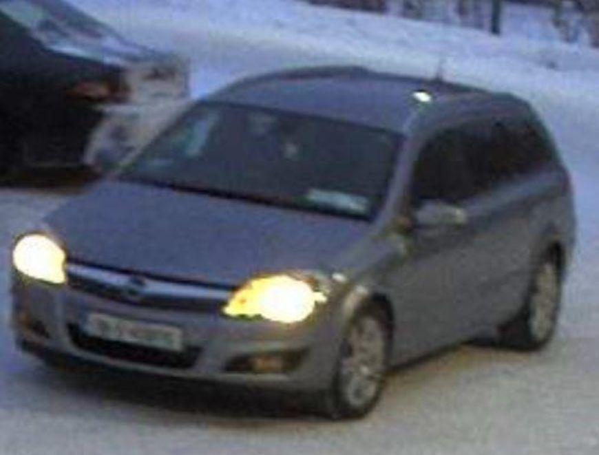 Dublin Car Robbery Finland New 1