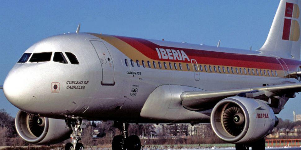 Iberia airline to cut 4,500 jo...