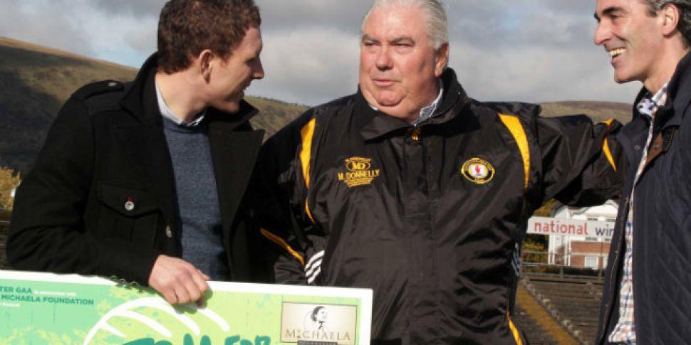 John McAreavey speaks to Newst...