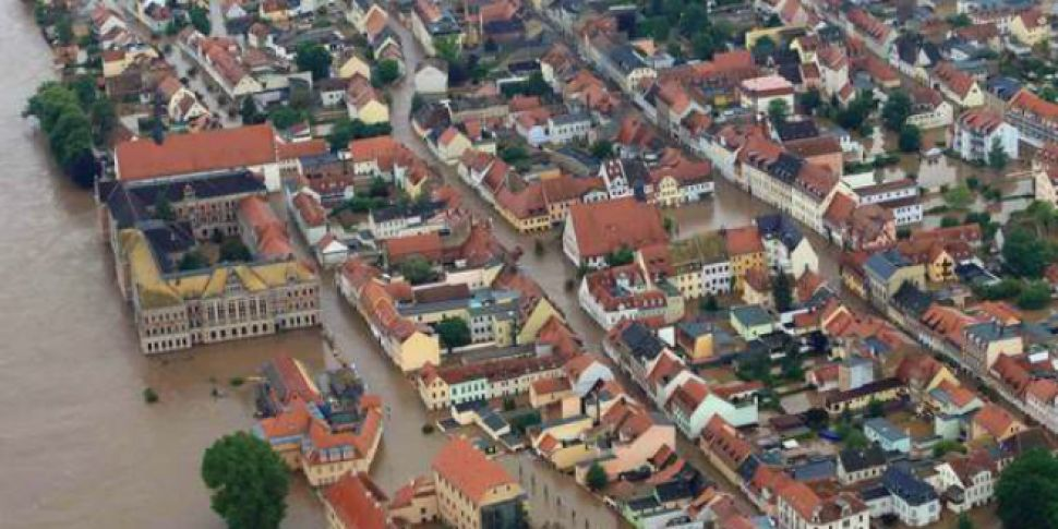 Central Europe is flooded - 8...