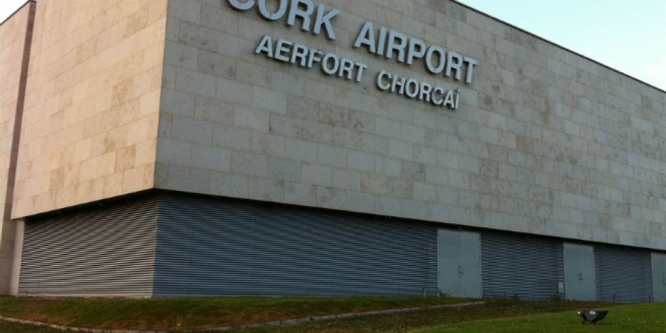 Cork Airport evacuated due to...