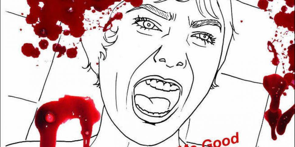 Tesco Pulls Horror Film Colouring Book Newstalk