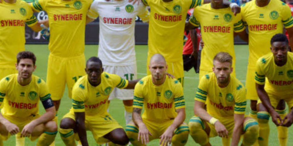 FC Nantes might forfeit a win,...