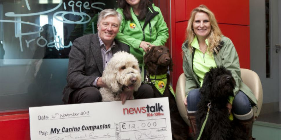 #KennyCauses - 1st prize of €1...