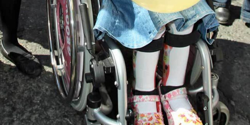 Study finds parents of disable...