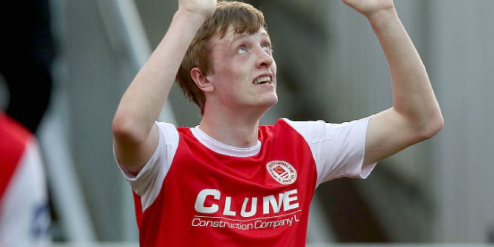 Chris Forrester wins the SSE A...