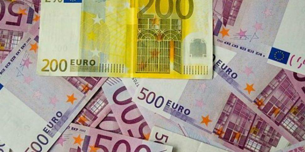 Winner of €28.9m Euromillions...