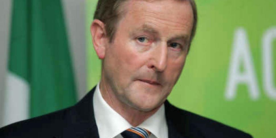 Taoiseach: Irish troops cannot...
