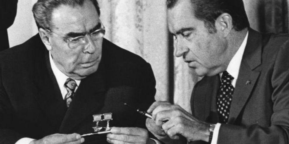 Richard Nixon and détente