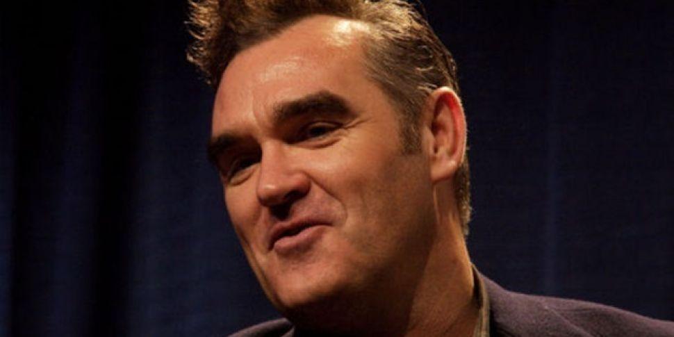 Morrissey reveals he has under...