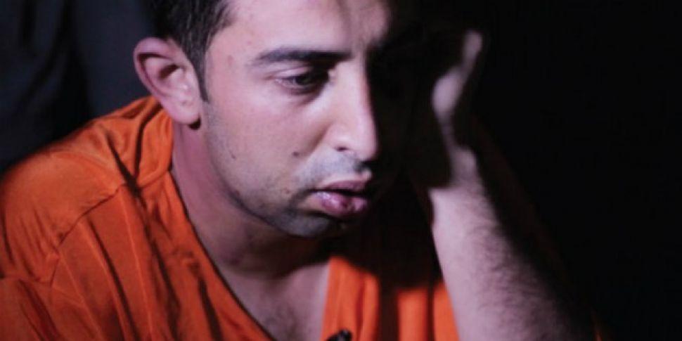 Jordanian pilot burned alive i...