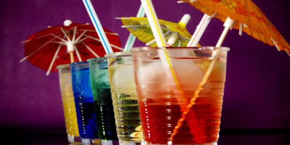 Cocktails on the Tom Dunne Sho...