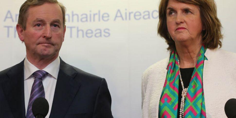 WATCH: Taoiseach and Tanaiste...
