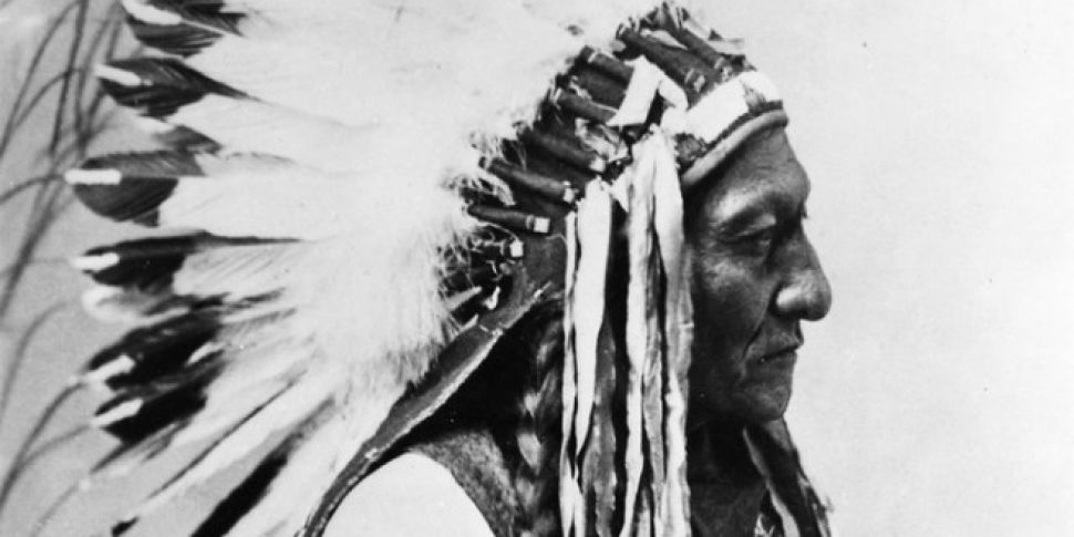A great chief among men