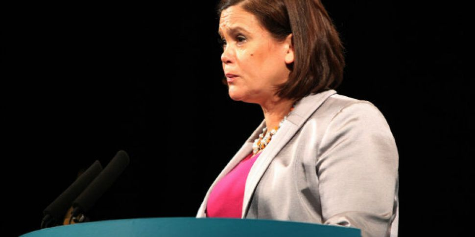 Mary Lou McDonald defends Gerr...