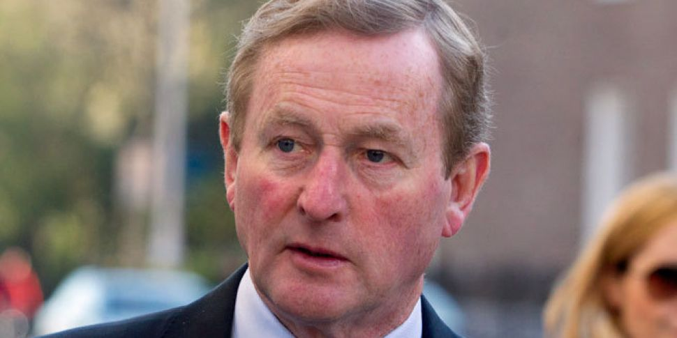 WATCH: Taoiseach says governme...