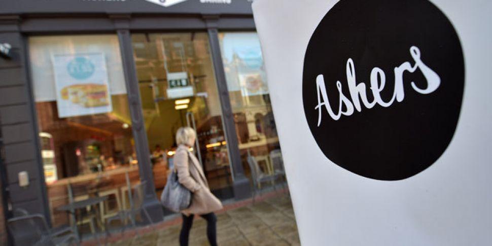 Ashers Bakery in Belfast loses...