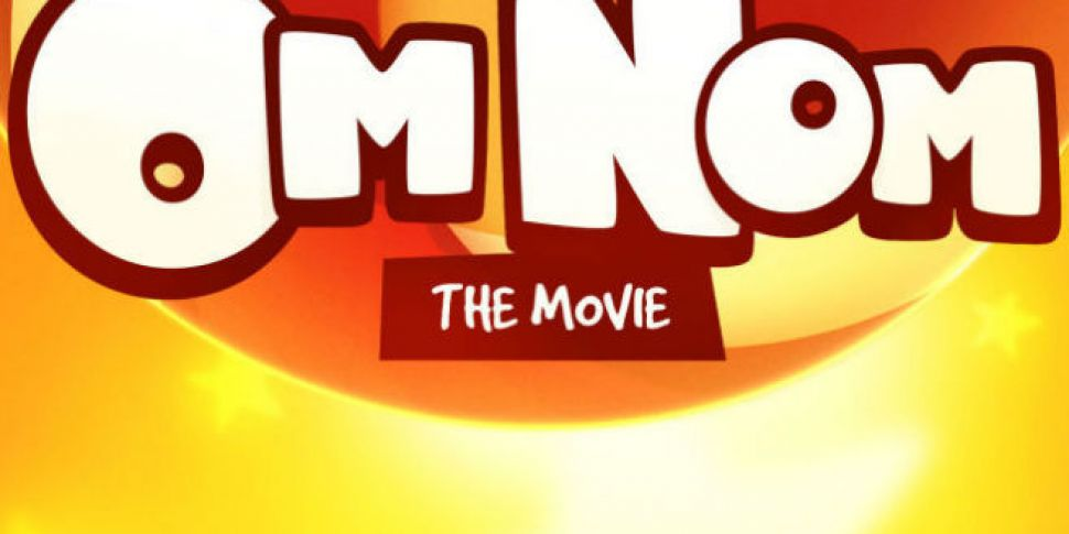 Om nom to hit the big screen