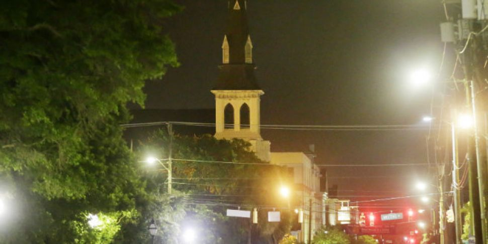 Victims of Charleston shooting...
