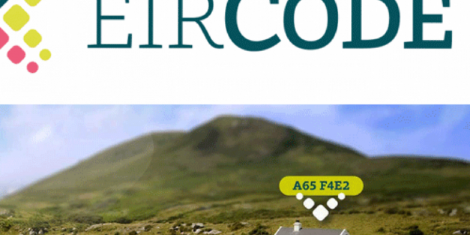 You can now use Eircode to fin...