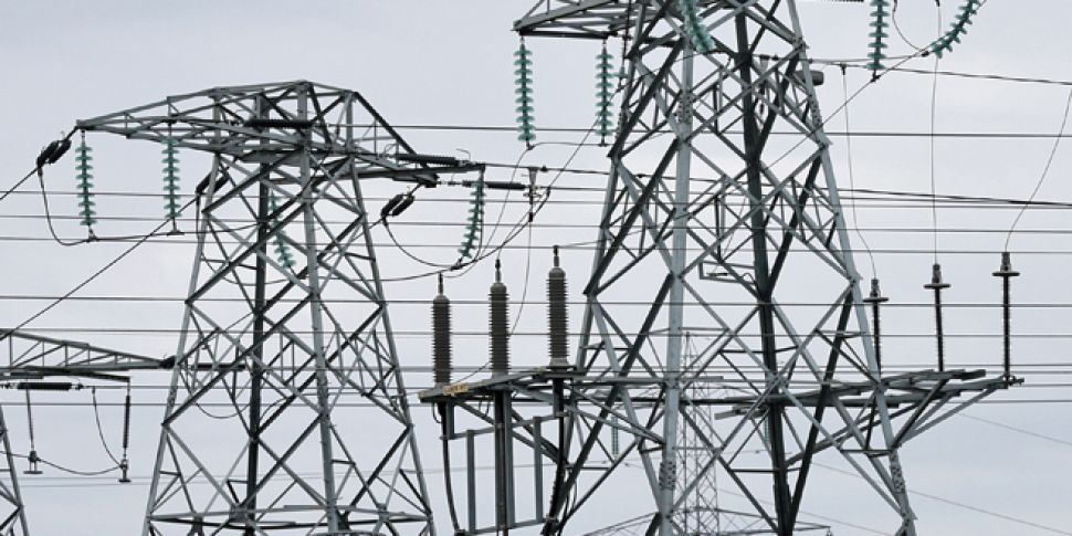 EirGrid says project using ove...