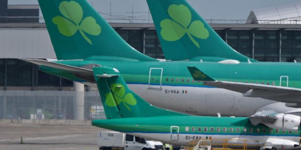 Aer Lingus named as one of the...