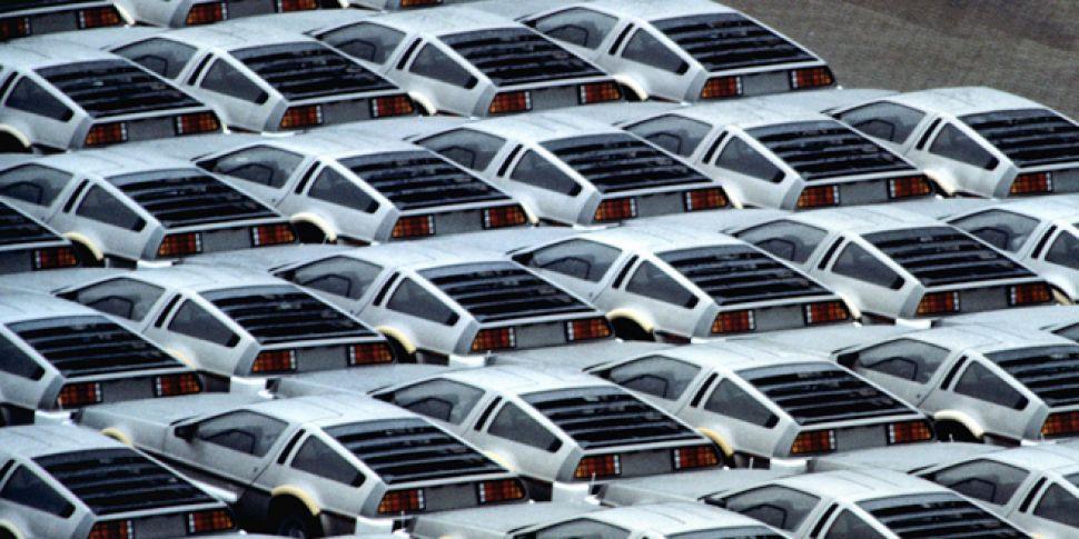 Back to the future? DeLorean c...