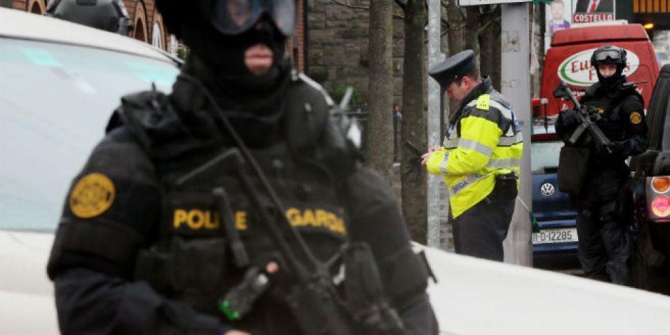 Armed Gardaí to patrol Dublin...