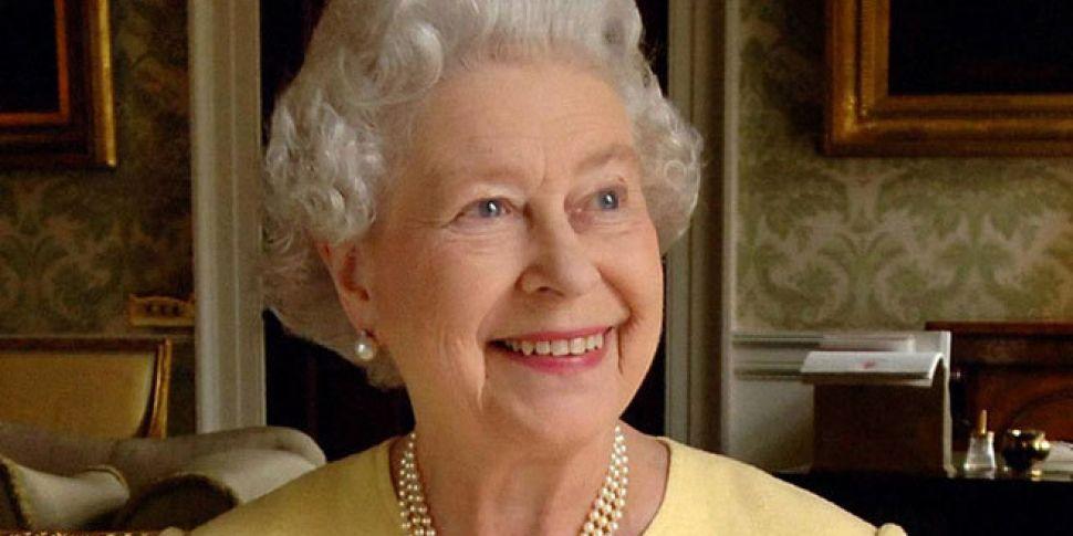 Young boy asks Queen Elizabeth...