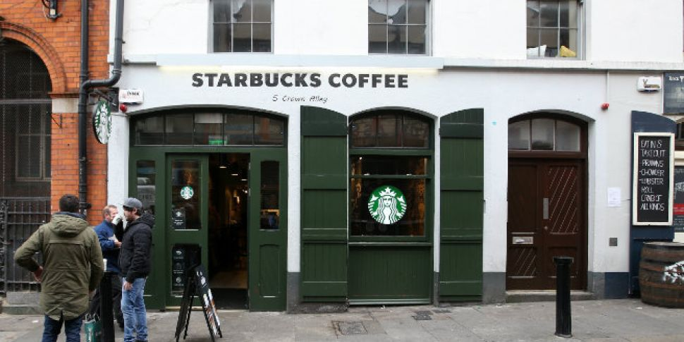 Why are there so many Starbuck...