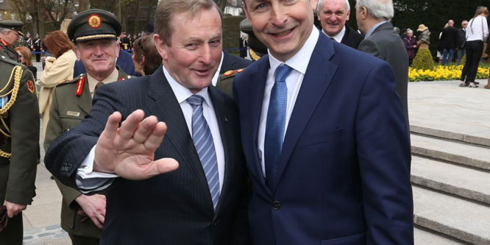 Enda Kenny could be reappointe...
