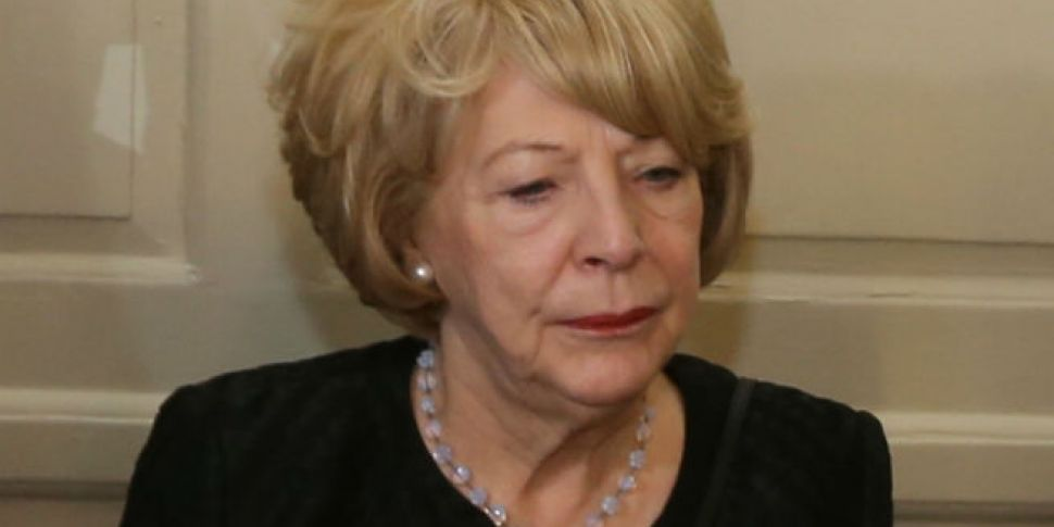 Sabina Higgins criticised for...